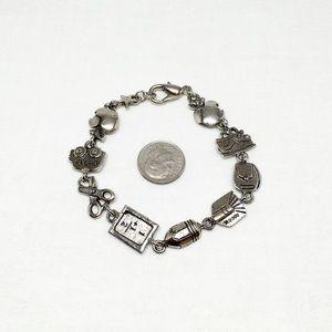 Jewelry - Vintage School Theme Bracelet